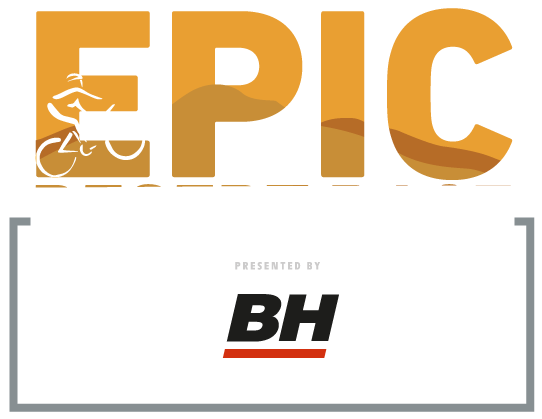 EPIC DESERT RACE - GRAVEL BIKE